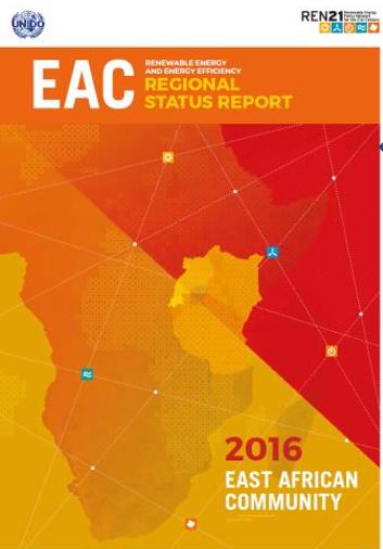 EAC Renewable Energy and Energy Efficiency Status Report 2016