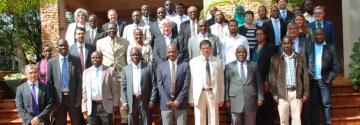 Expert Group Meeting 22-23 October 2015, Kampala, Uganda
